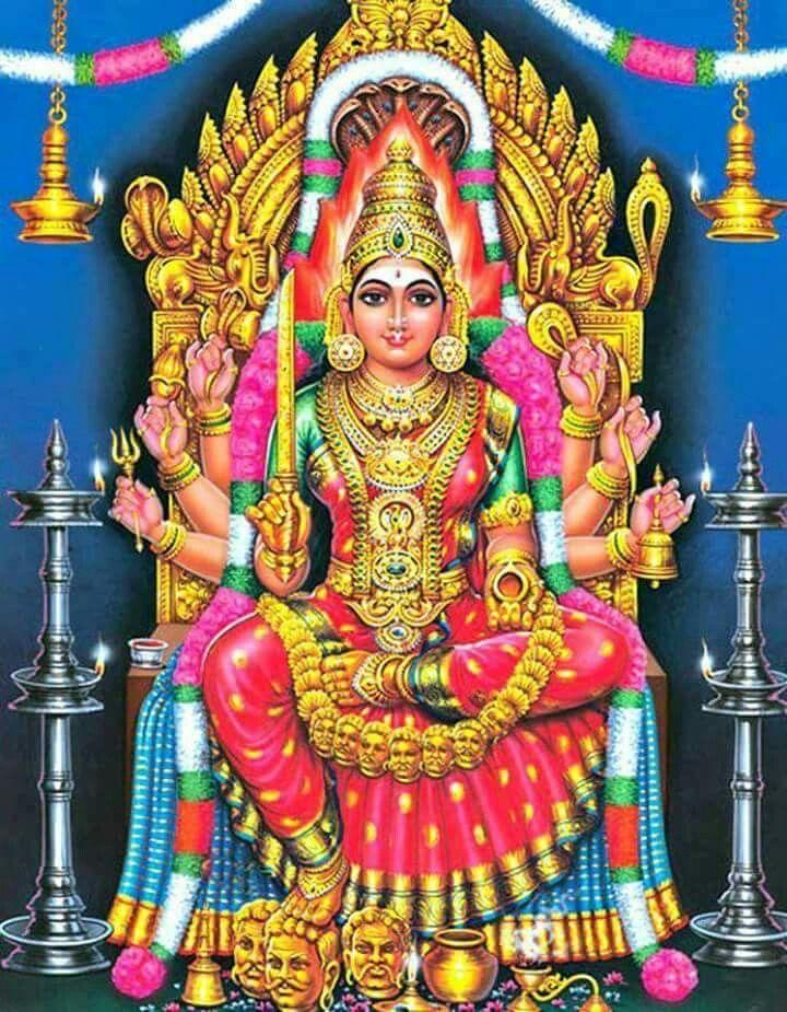 Goddess Mariamman ( also known as Muthumariamman/Karumariamman/ Mahamayee/Anggalamman ) is an avatar of Goddess Parvati as goddess of medicine and good health.