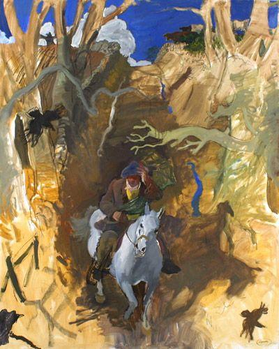 Alexander Goudie ~ Ayrshire Woods (c.2000)
