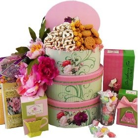 Art of Appreciation Gift Baskets Fanciful Flavors Gourmet Food, Tea & Snacks Gift Tower: Food Gifts, Gourmet Food, Gifts Baskets, Gifts Ideas, Appreciation Gifts, Fancy Flavored, Baskets Fancy, Gifts Towers, Flavored Gourmet