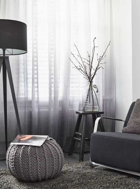 Stoere contrasten - loft - Woontrends - Inspireren - van Zanten Wonen & Slapen