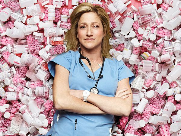 Nurse Jackie Premiere: Edie Falco and Other Famous TV Drug Addicts