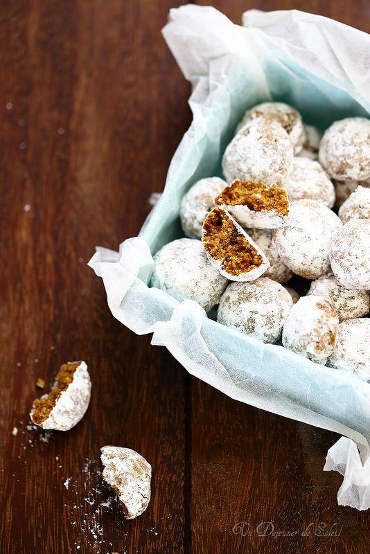 Un dejeuner de soleil: Biscuits épicés façon gingerbread