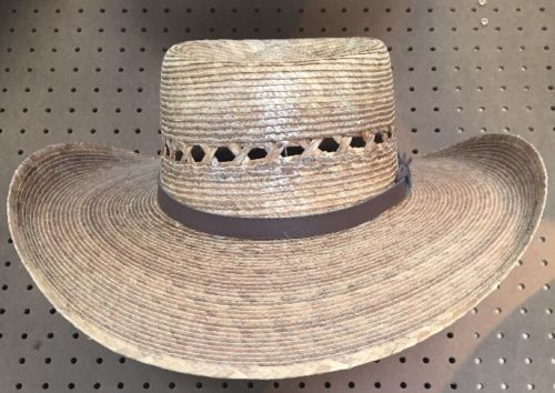 Western Hats 31155: Mexican Palm Leaf Cowboy Hat -> BUY IT NOW ONLY: $36.65 on eBay!