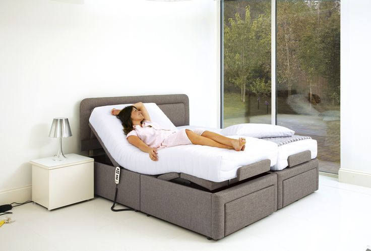 Sherborne Dorchester Acapulco Chenille Head Only Adjustable Beds                                                                                                                                                                                 More