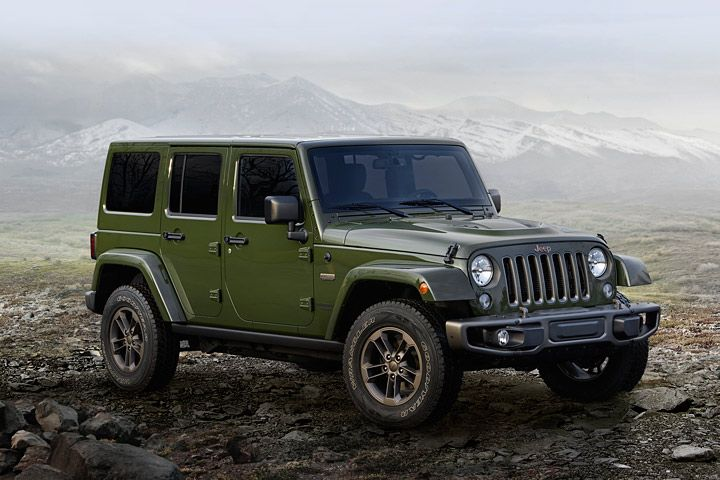 It's official. The Jeep Wrangler will get hybrid and diesel variants in its next generation, expected to arrive in 2017.