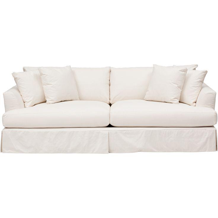 122 best Sofas images on Pinterest Slipcover sofa Slipcovers