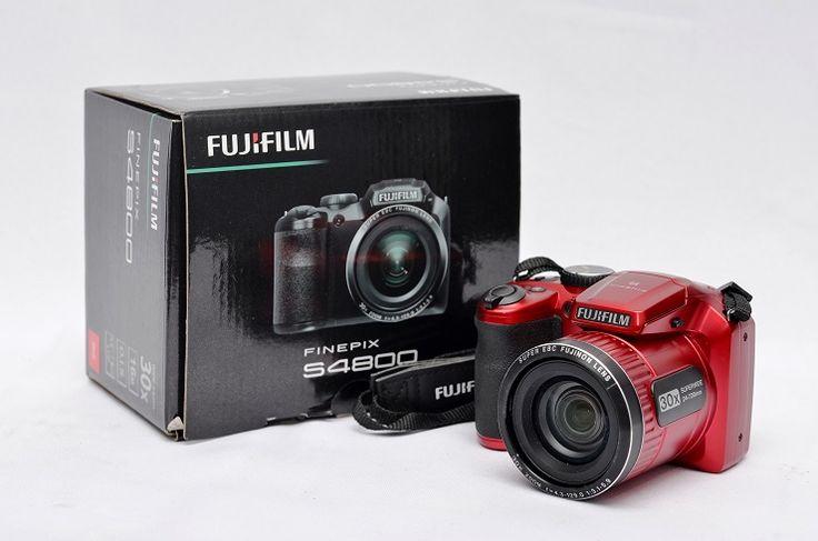 Jual Kamera Prosumer Bekas – Fujifilm Finepix S4800 Fullset: LAKU