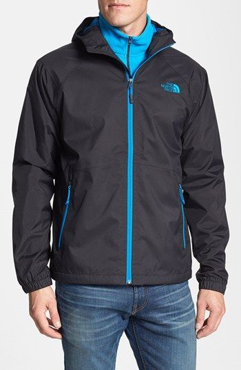 The North Face 'Allabout' Waterproof Jacket available at #Nordstrom