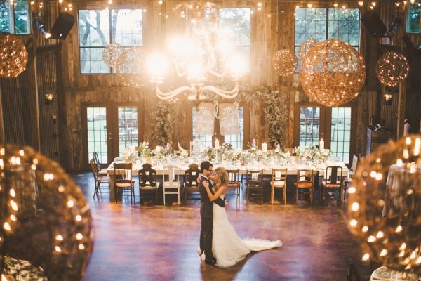 Heirloom and Lace Wedding
