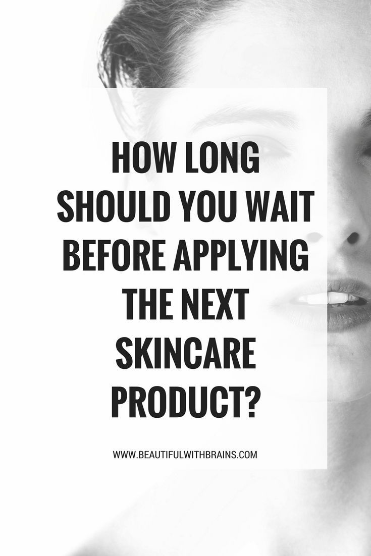 How Long Does It Take Skincare Products To Work Skin Care Skin Care Solutions Skin Treatments