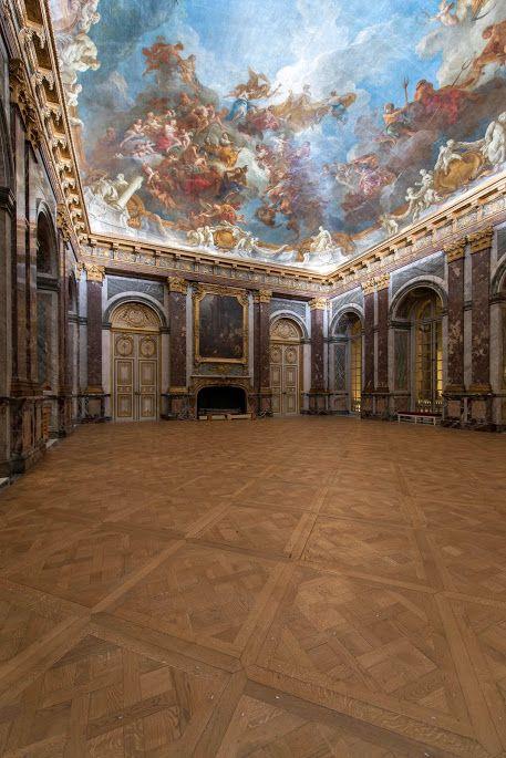 Château de Versailles, Le Salon d'Hercule