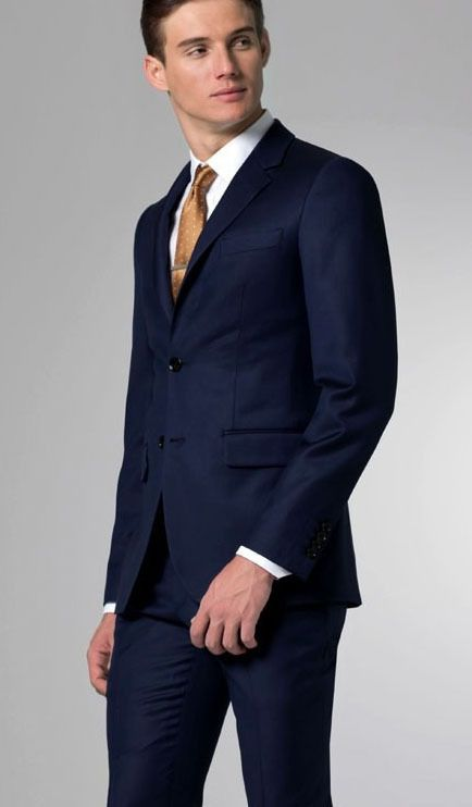 1000  images about Well Groomed on Pinterest | Suits, Royal blue