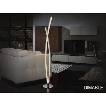 Schuller 736210 LAMPARA DE PIE LED LINUR