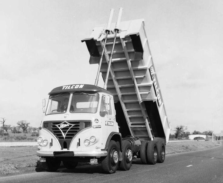 1972 FODEN S39 - Tilcon
