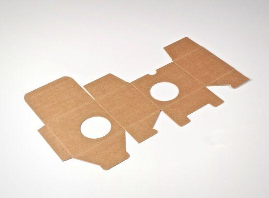 Caja para tazas - SelfPackaging