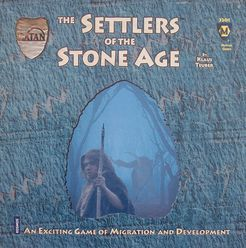 The Settlers of the Stone Age | Board Game | BoardGameGeek