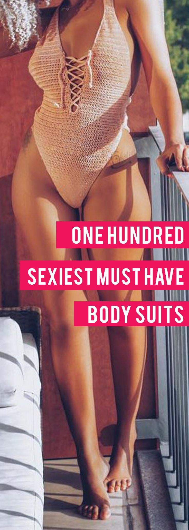 One hundred body suits every girl must have.