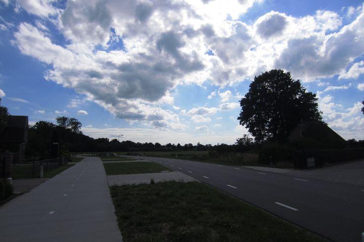Fietstocht Rondje Leusden - Stoutenburg - Achterveld