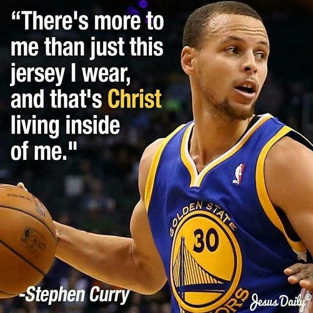 Amen     Love Stephen Curry