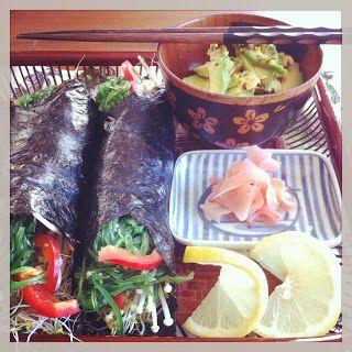 Seasoned Seaweed Nori Rolls