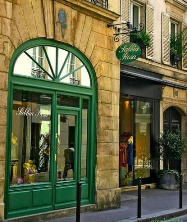 Sabbia Rosa ~ Terribly exclusive lingerie—some say the best in Paris: Stores Front, Street, Rosa Paris Stunning Lingerie, Shops Marketing, Paris France, Lingerie Shops, Sabbia Rosa Paris Stunning, France Paris, Beautiful Lingerie