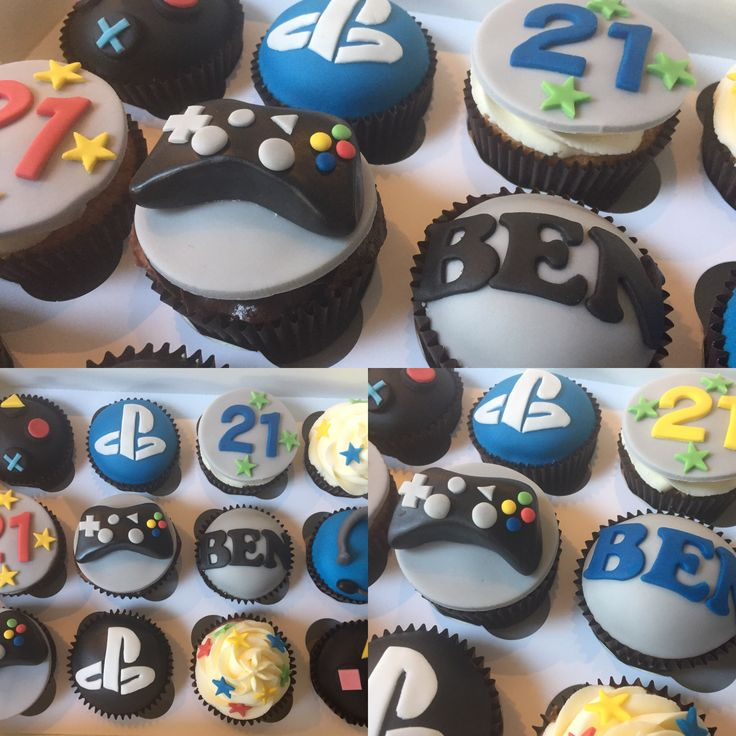 How To Make A Playstation  Cake