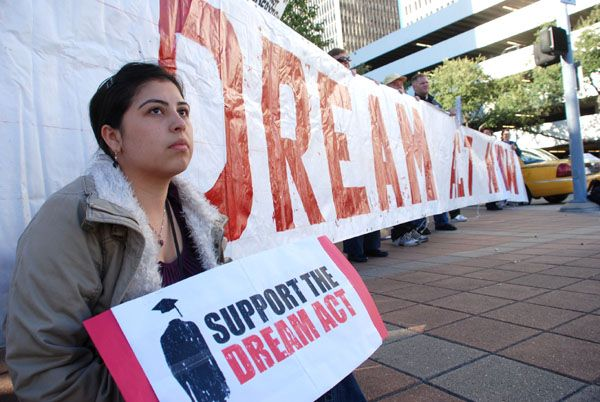As the national debate over immigration reform rolls on, a bipartisan group of House members are gearing up to introduce a DREAM Act bill near the end of February to provide a path to citizenship for undocumented youth.