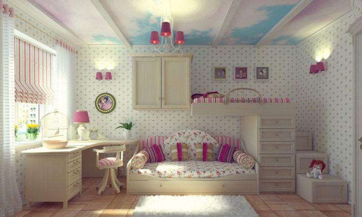 Slatke sobe za devojčice koje će vaše princeze obožavati