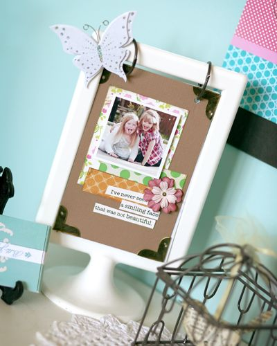 Frame it! Scrapbooking Off The Page   Ella Publishing Co.