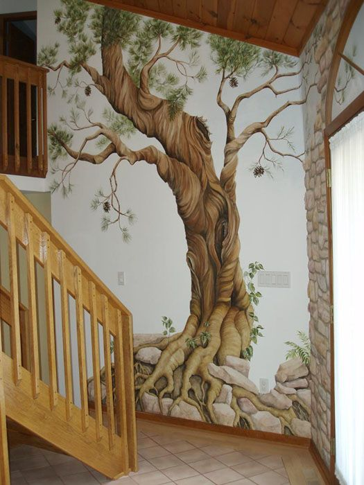 515 Best Images About Mural Inspiration On Pinterest