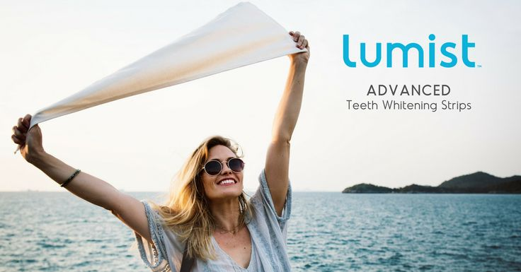 Fast teeth whitening with no sensitivity? Yes! #AboutTime Learn more: https://lumistoralcare.com/