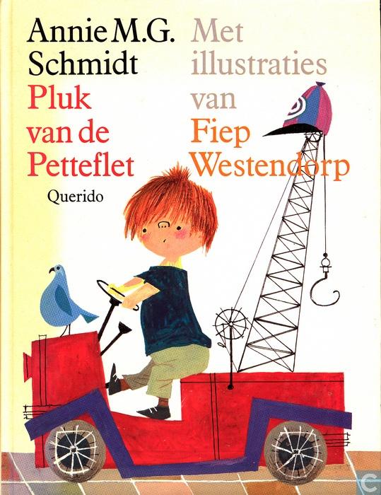 Pluk van de Petteflet - A.M.G. Schmidt