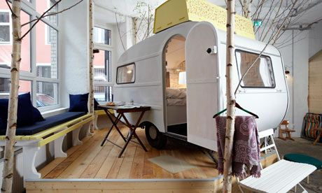 """10  Best Budget Hotels in Berlin : Hotel Huettenpalast - Funny, eco-friendly and low cost: the """"Palace of the Hut"""" opened in Neukölln – Berlin's new trendy district – in June. The concept behind the hostel is Glamping (glamour + camping)."""