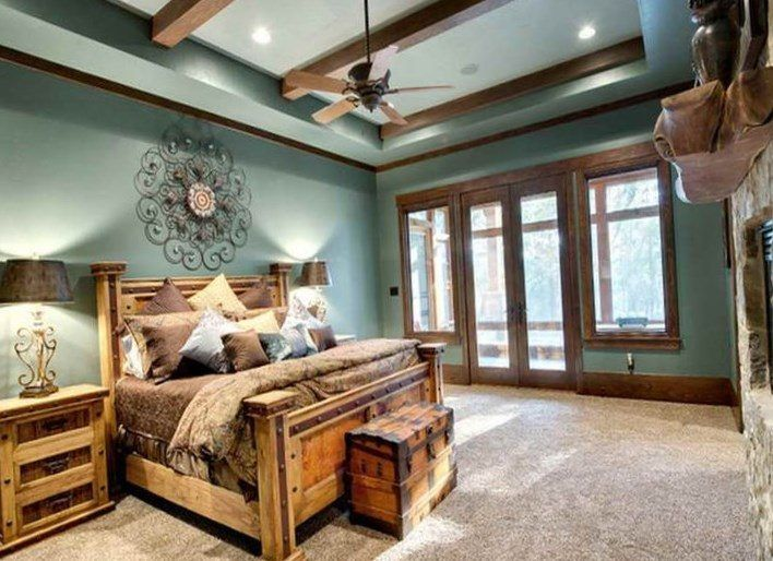 Rustic bedroom colors - https://bedroom-design-2017.info/