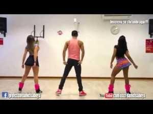 como emagrecer rapido com exercicios aerobicos com musicas mc anitta  canal dança
