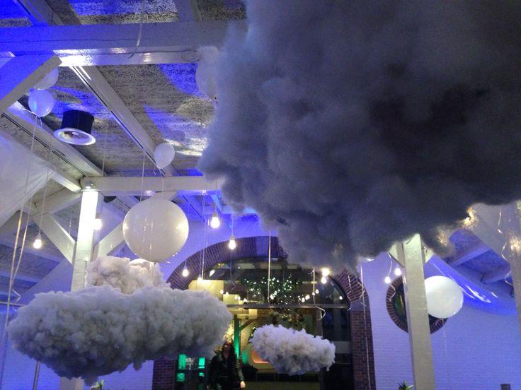 Walk through The clouds