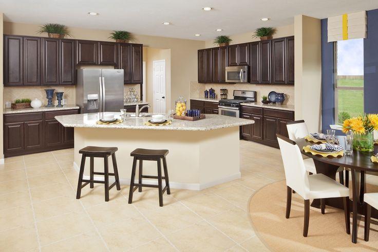 Brookwood forest springs a kb home community in porter for Kitchen design 77070