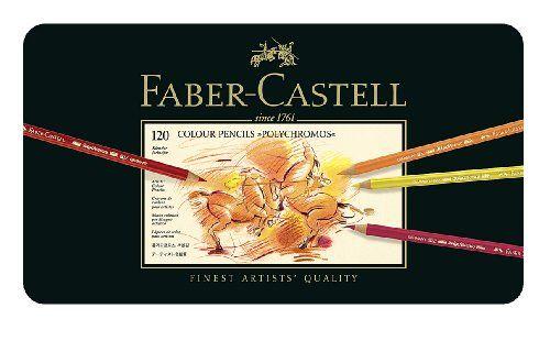 Faber-Castell 110011 - Künstlerfarbstift POLYCHROMOS, 120er Metalletui Faber-Castell http://www.amazon.de/dp/B000EWYCX0/ref=cm_sw_r_pi_dp_wWNLvb1997TGT