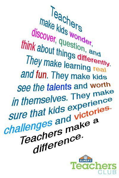55 Best Images About Teacher Quotes