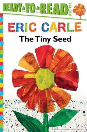The Tiny Seed de Eric Carle