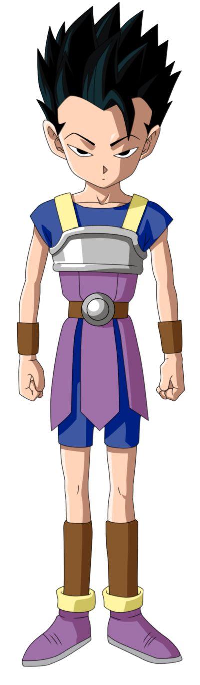Kyabe - Saiyajin del Sexto Universo - Torneo del Poder - DRAGÓN BALL SUPER