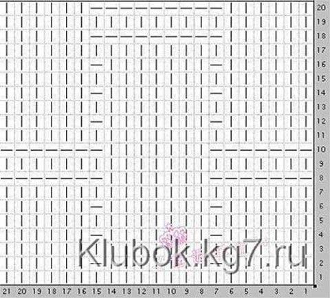Выложила в топик  схемы и рисунка / Вязание спицами / Вязание для женщин спицами. Схемы