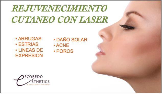 Tratamiento Laser para el  Rejuvenecimiento de la Piel!