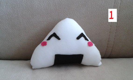 Hey, I found this really awesome Etsy listing at https://www.etsy.com/listing/250777263/onigiri-plushies-rice-ball-sushi-plush