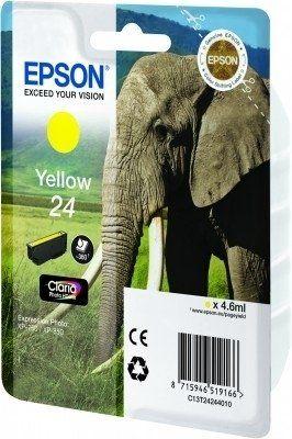 Epson C13T24244022 Cartouche d'encre compatible avec Imprimante Epson Expression Photo Series Jaune #Epson #Cartouche #d'encre #compatible #avec #Imprimante #Expression #Photo #Series #Jaune