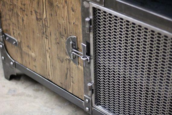 Consola de medios industriales modernos  Tocadiscos de alta