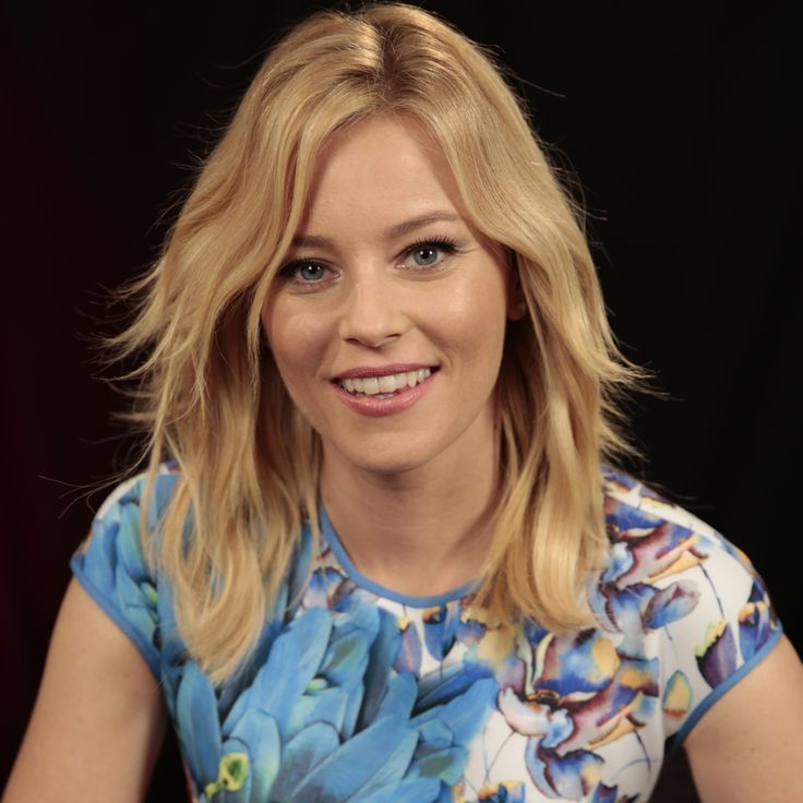 Elizabeth Banks- fantastic actress, good looking, with a great laugh.