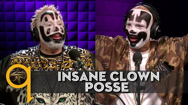 Violent J and Shaggy 2 Dope join Shad are on their first Canadian tour in more than a decade. They swing by q to share the upside of being an outsider.