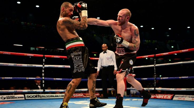 George Groves to face David Brophy on Martin-Joshua undercard...: George Groves… #JoshuavWhyte #AnthonyJoshuavsDillianWhyte #AnthonyJoshua