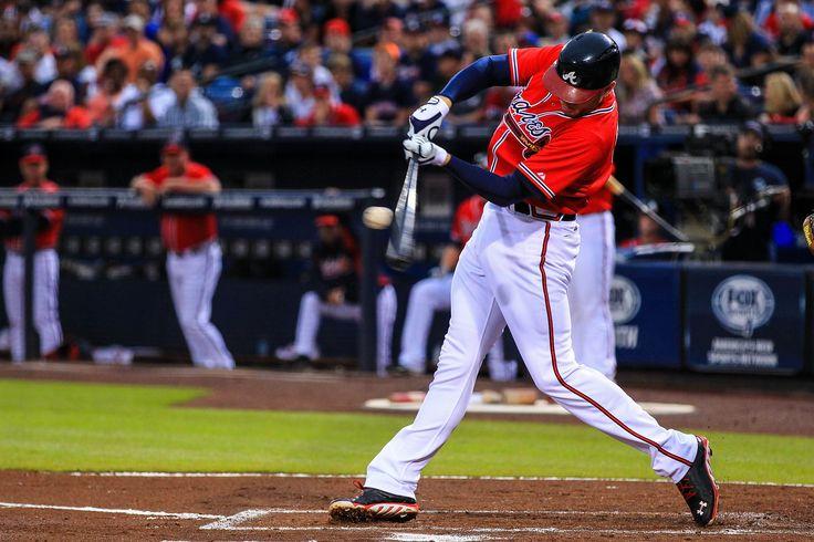 Freddie Freeman, Atlanta Braves, 1B